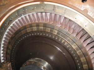 Прирабатываемое уплотнение турбин